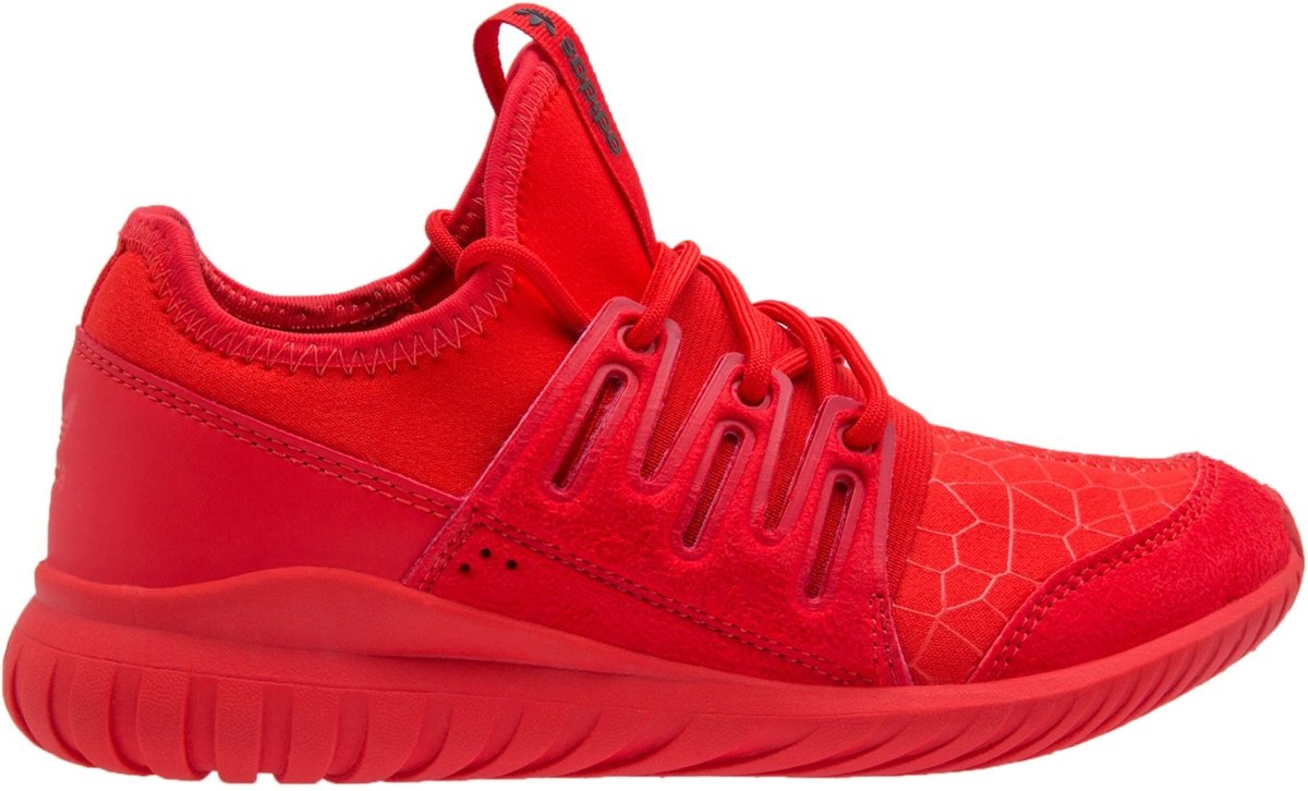 | Adidas Sneakers Tubular Radial C Junior Rood Maat 31