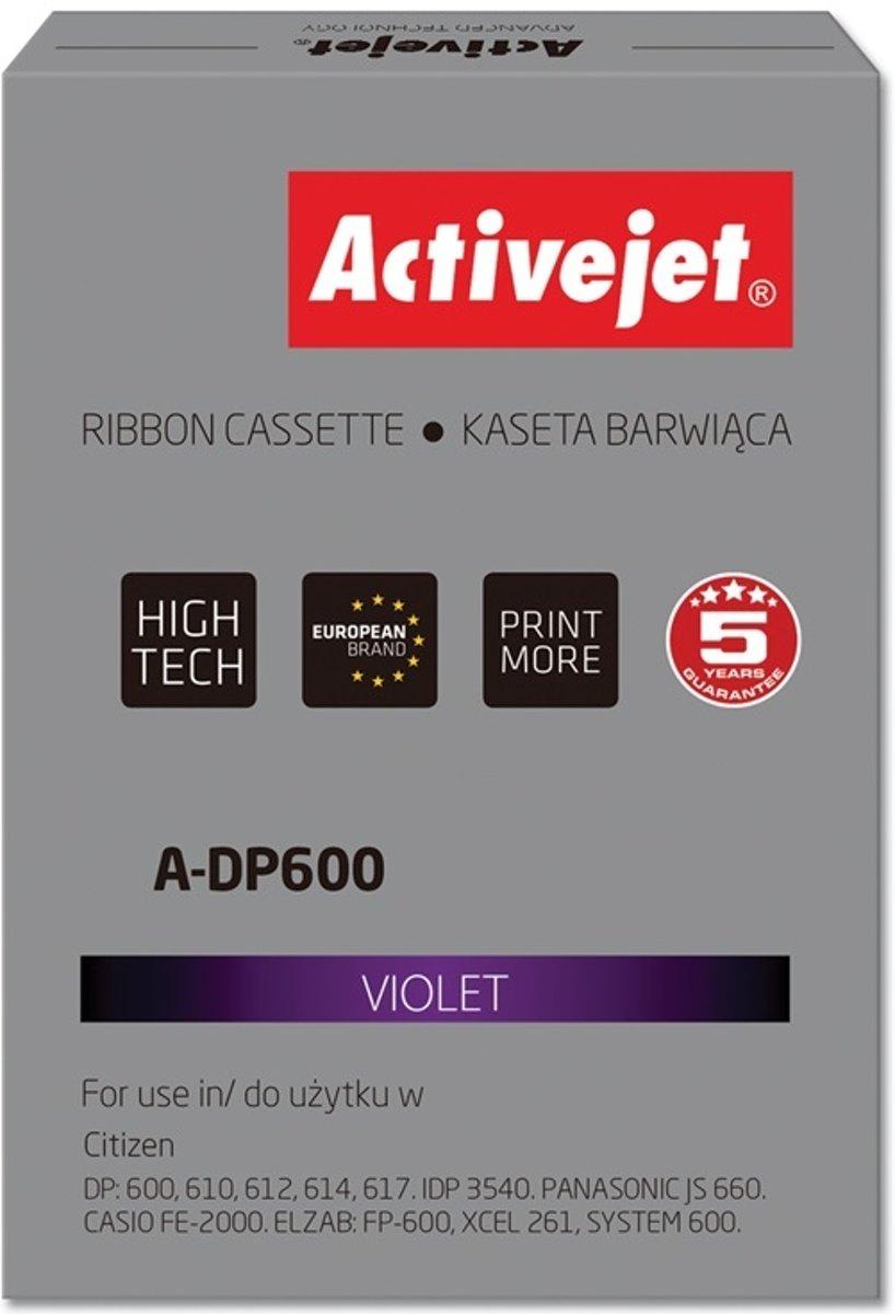 Activejet A-DP600 printerlint Zwart kopen