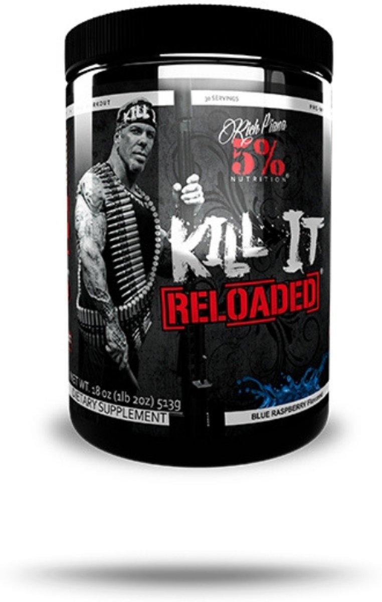5% Nutrition KILL IT RELOADED kopen