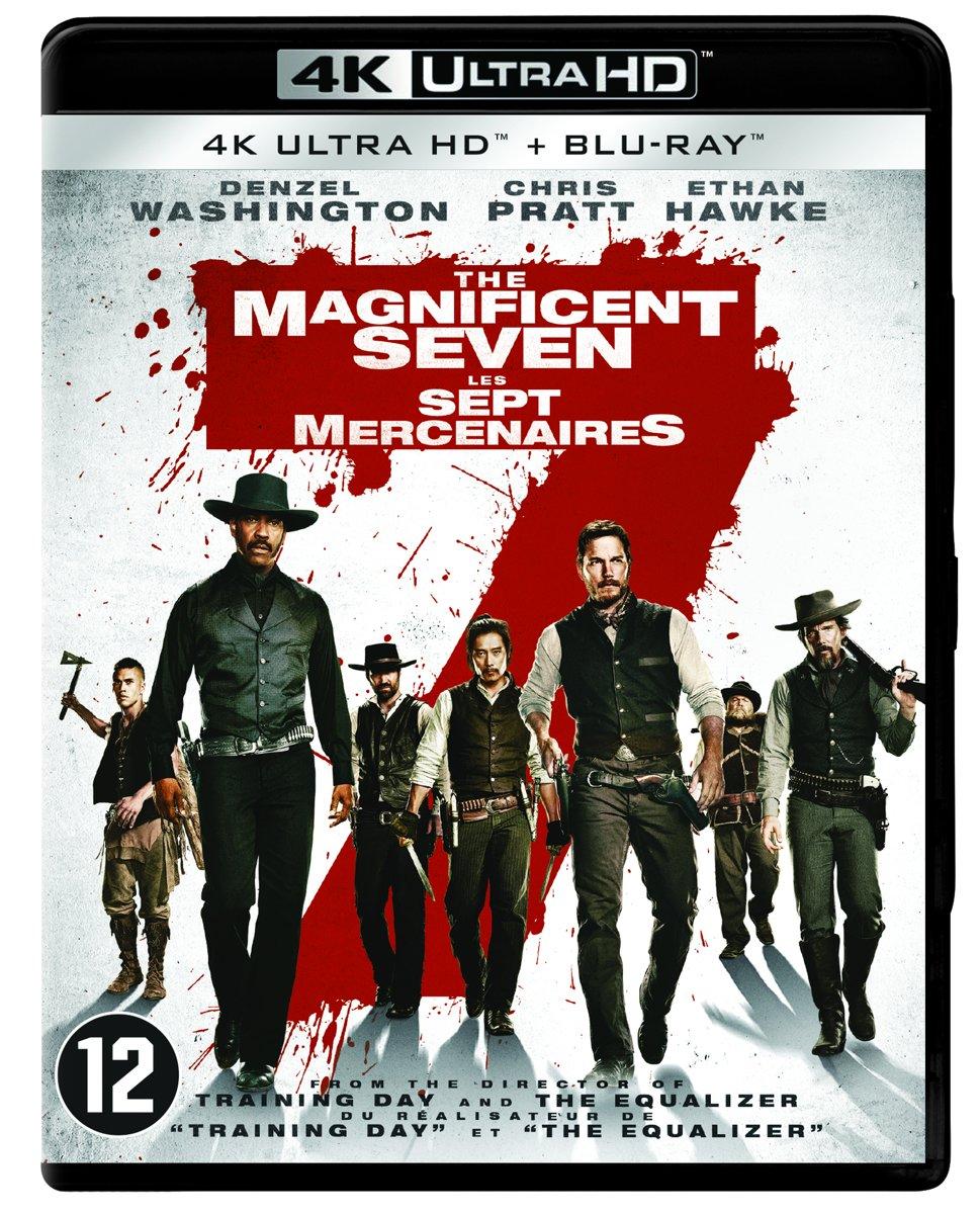 Magnificent Seven (2016) (4K Ultra HD Blu-ray)-