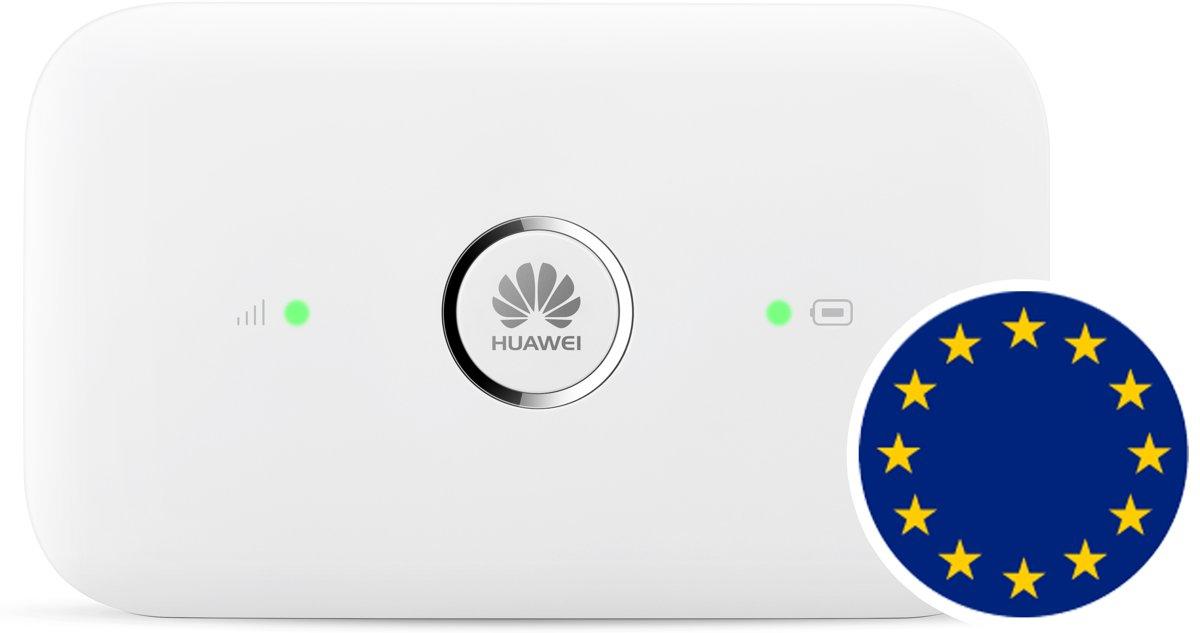 Keepgo mifi router +  EUROPA 4G LTE simkaart (inclusief 1GB - 365 dagen geldig) kopen