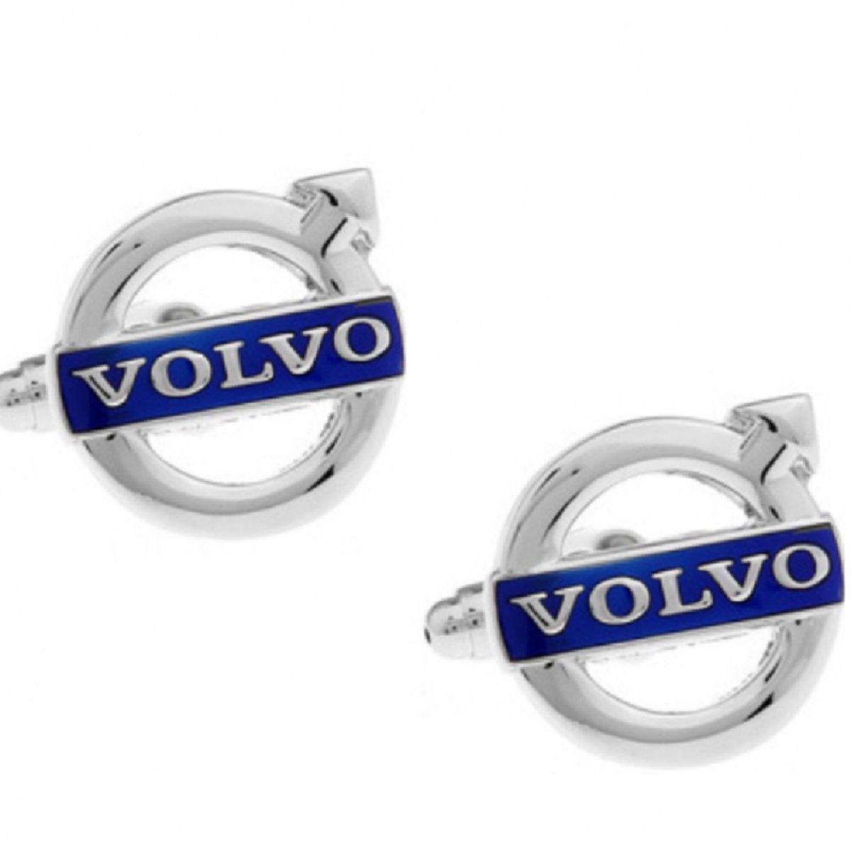 Volvo Manchetknopen zilver kopen