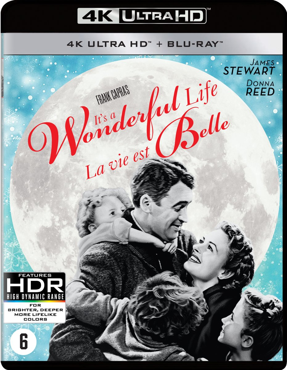 It's A Wonderful Life (4K Ultra HD Blu-ray)-