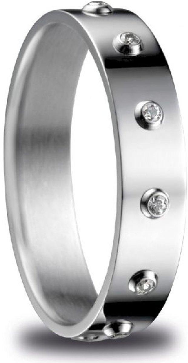 BERING - Binnenring - Dames - Arctische Symfonie - glanzend zilver - 555-17-X2 63 (19,7 mm Ø) kopen