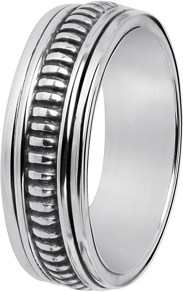 Lucardi - Zilveren ring Bali/vintage kopen