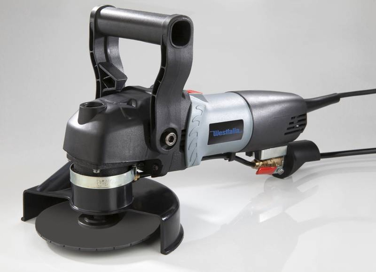 Steen tegel watergekoelde polijstmachine 800 Watt kopen