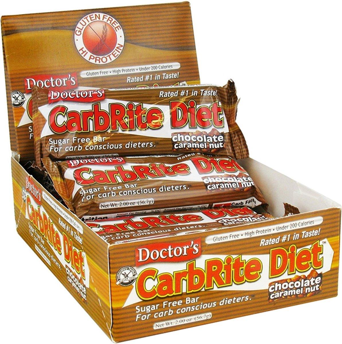 Universal Carbrite Diet Bars - 12 bars - Chocolate Brownie kopen