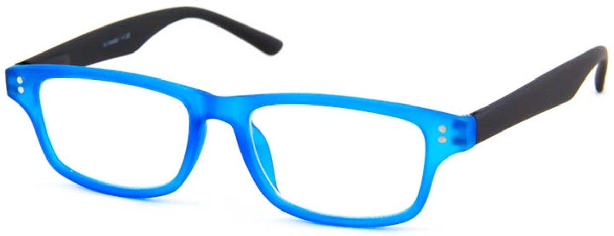 Leesbril iZi reader 03 blauw/zwart-+2.00 kopen