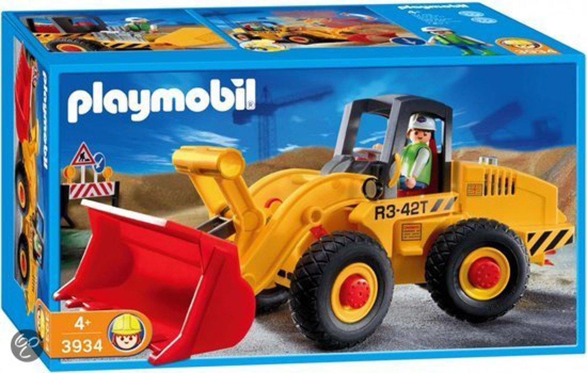 Playmobil Bulldozer - 3934