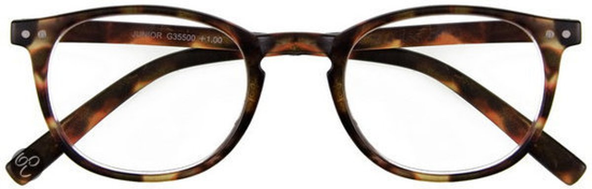 I Need You - The Frame Company Contactlenzen Leesbril JUNIOR havana +1.00 dpt kopen