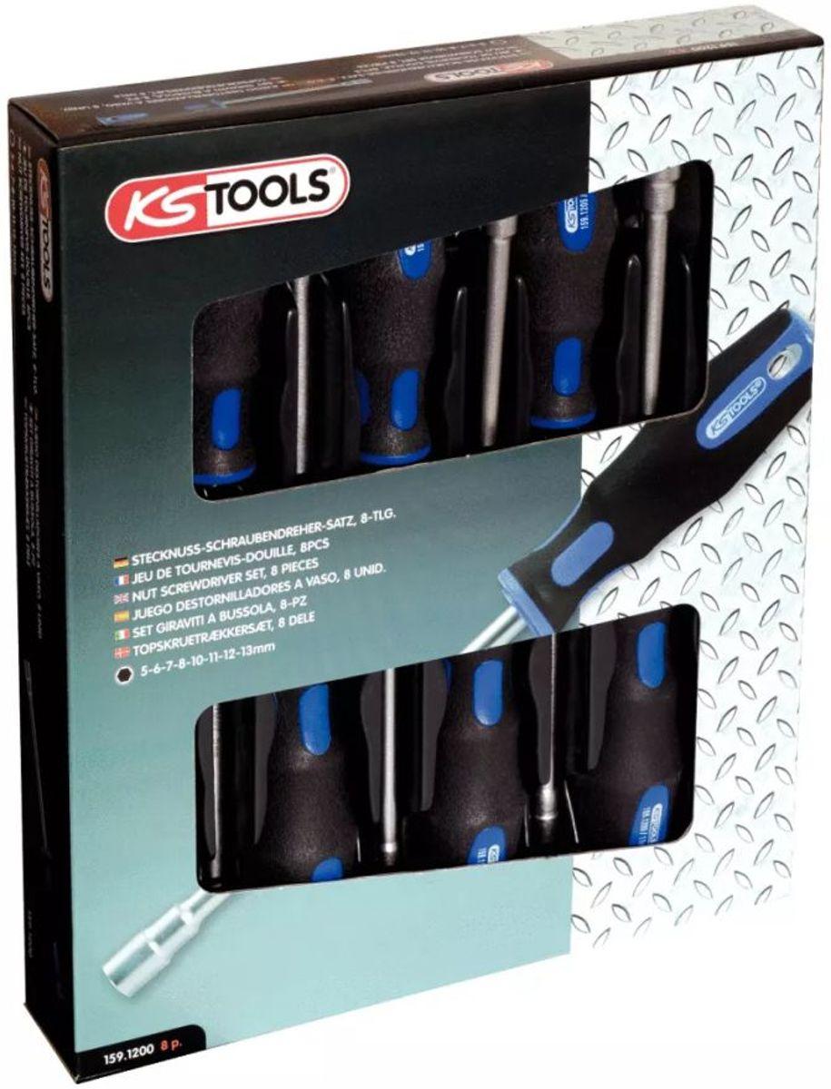 KS Tools hexagon moersleutel set (8 stuks 5-13mm) kopen