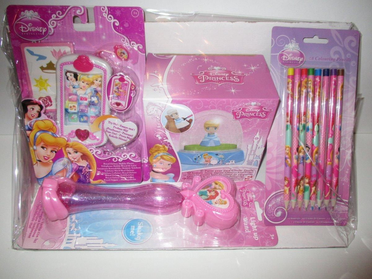 Prinsessen cadeauset