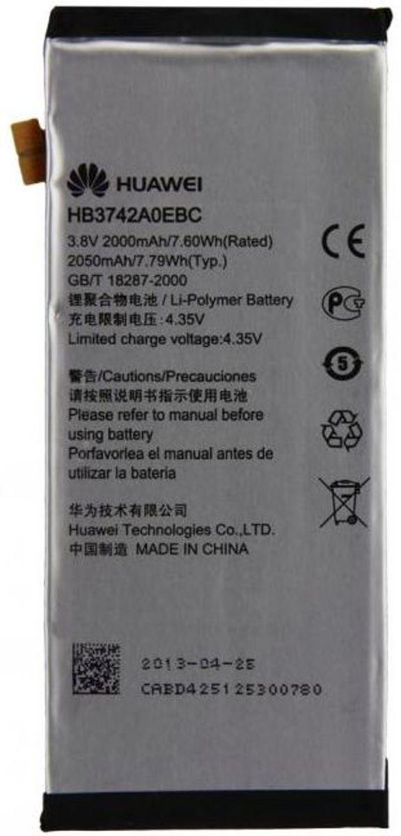 Huawei Accu Ascend P6 / Ascend G6 (3G/LTE) HB3742A0EBC kopen