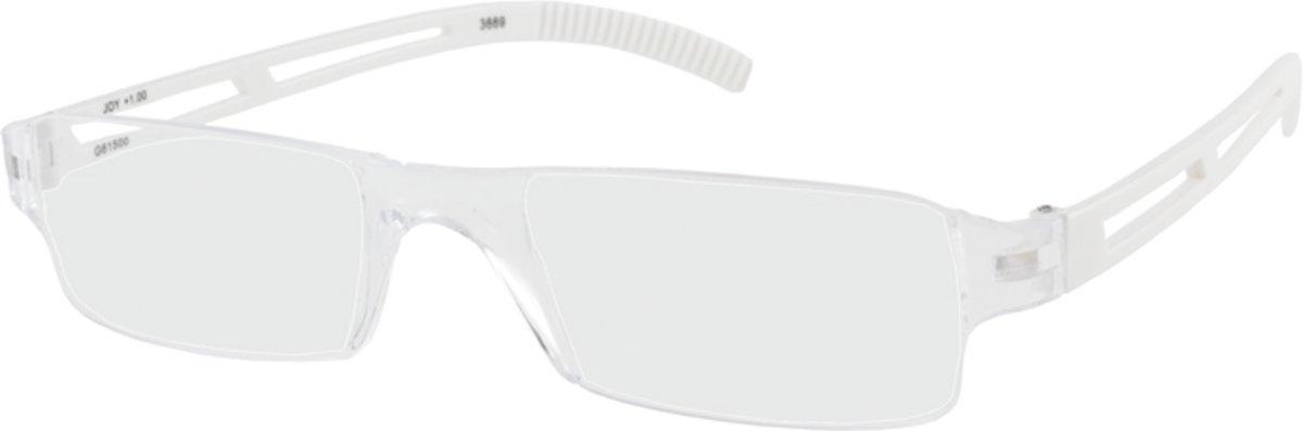 Leesbril INY Joy G61500 transparant-wit-+1.00 kopen