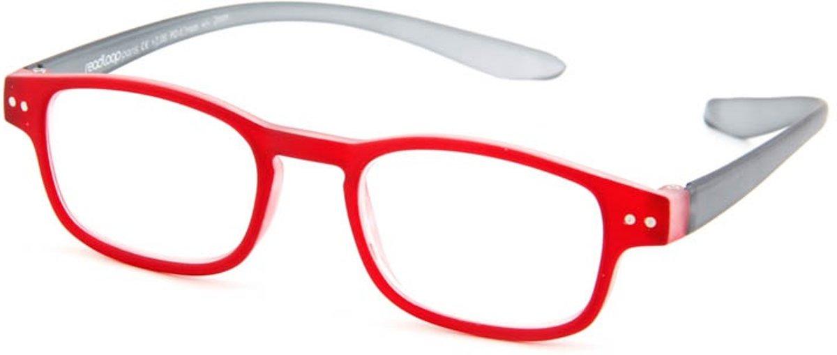 Leesbril Readloop Clan 2609-04 Rood/Zwart-+1.00 kopen