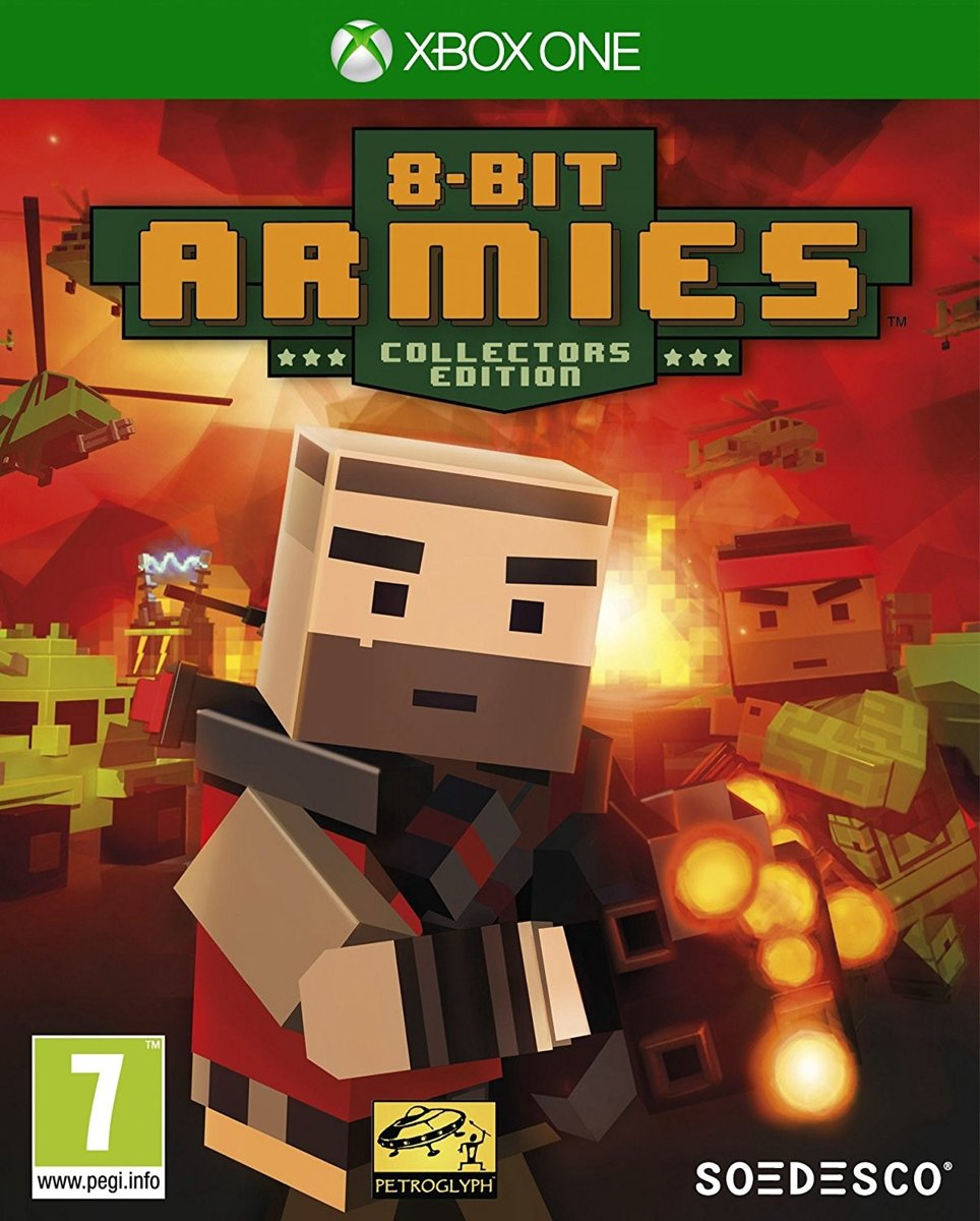 8 Bit Armies Collector's Edition Xbox One