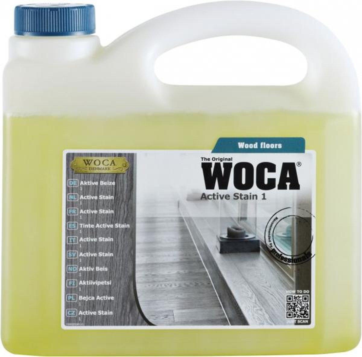 Woca Active Stain 2 - 0,1 Liter kopen