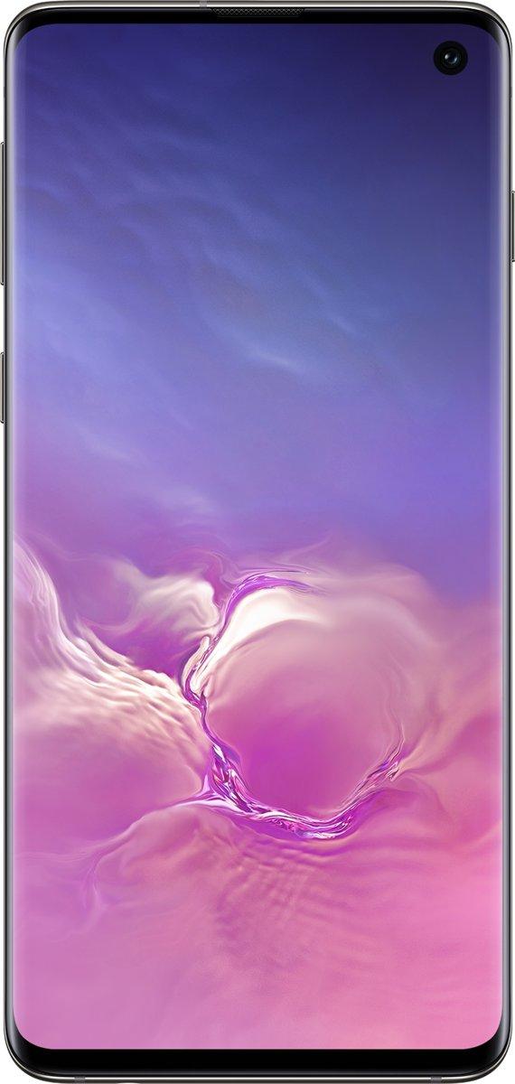 Samsung Galaxy S10 SM-G973F 15,5 cm (6.1'') 8 GB 128 GB Hybride Dual SIM Zwart 3400 mAh kopen
