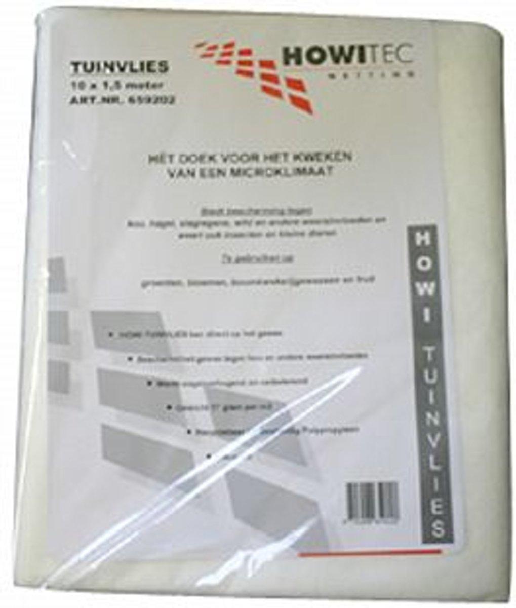 Tuinvlies - Transparant - 10 x 1,5 m kopen