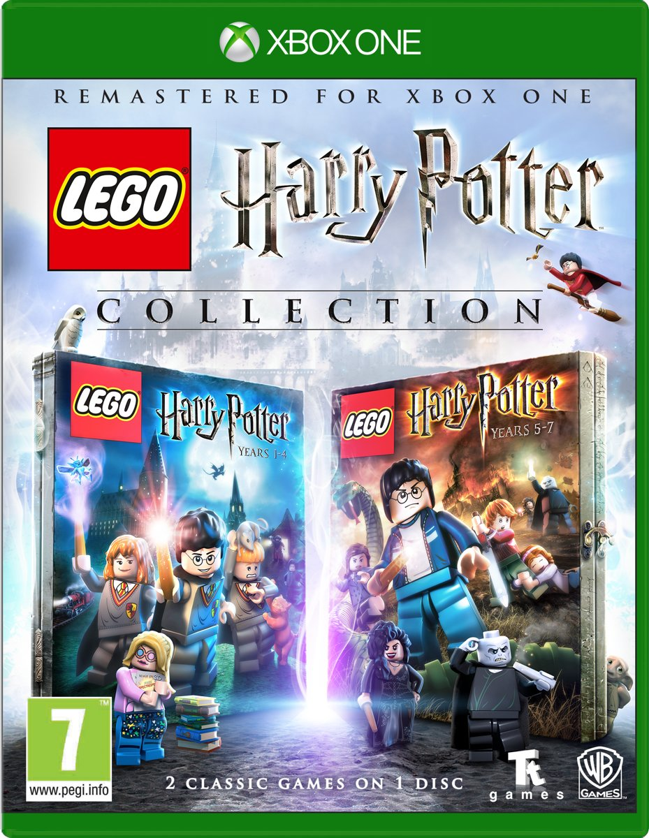 LEGO Harry Potter Collection: Jaren 1-7 Xbox One