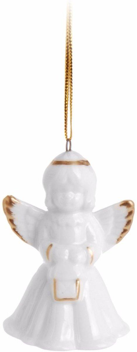 Kerstboom decoratie engel hanger 6 cm type 1 kopen