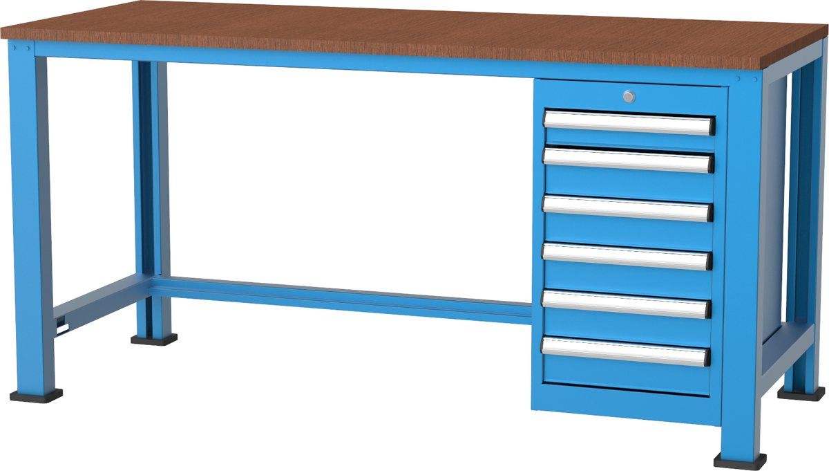 Werktafel BL 6D, 1700x650x850 WB kopen