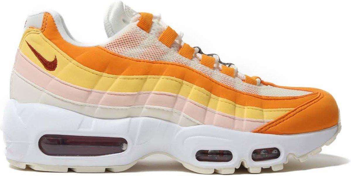 Nike WMNS Air Max 95 Oranje Dames Sneaker 307960 114 Maat 38
