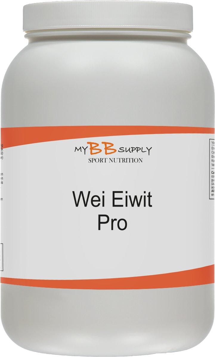 Whey Protein Pro 1000gr vanille kopen