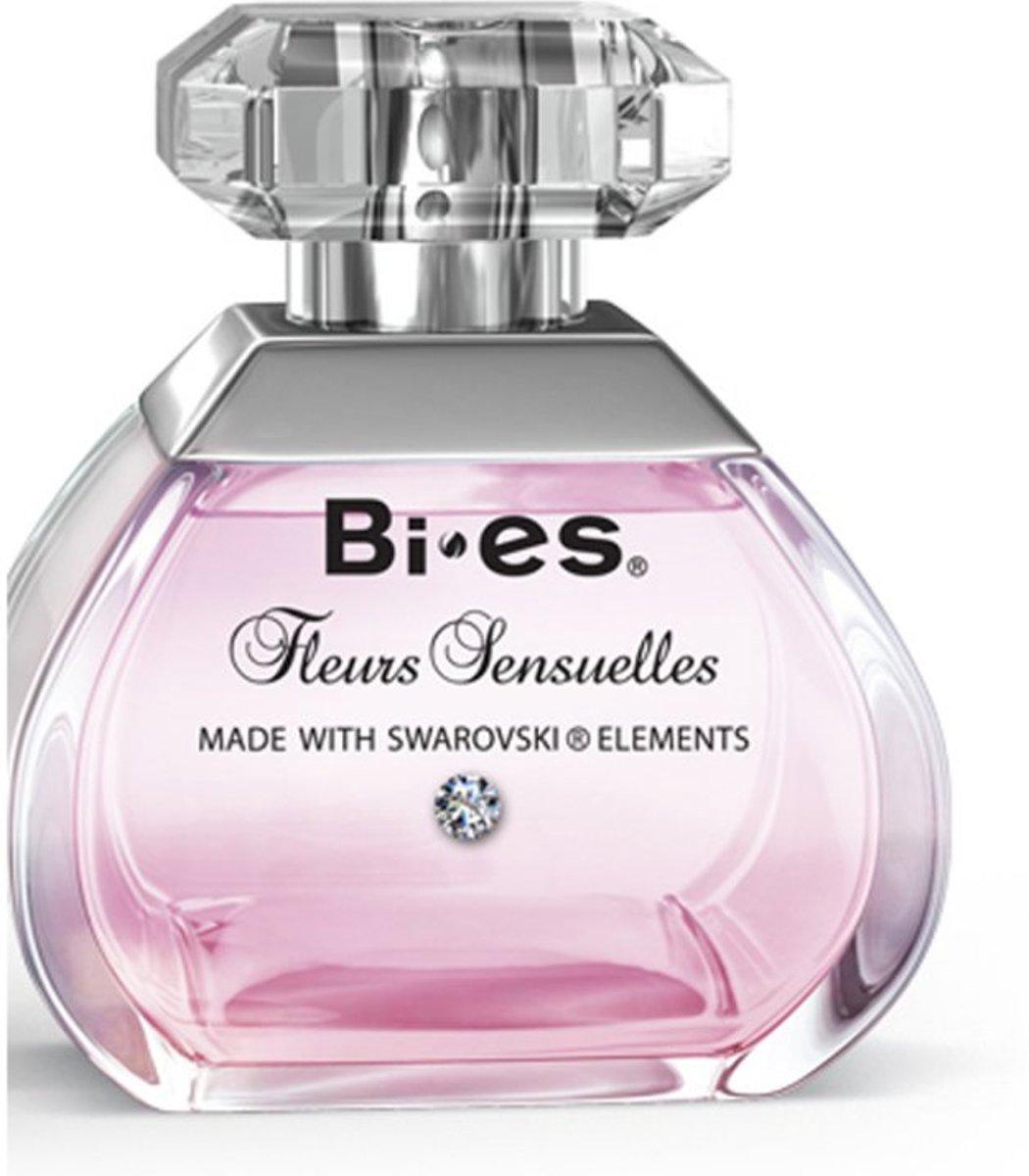 Foto van Bi.es Fleurs Sensuelles Eau de Parfum Spray 100 ml