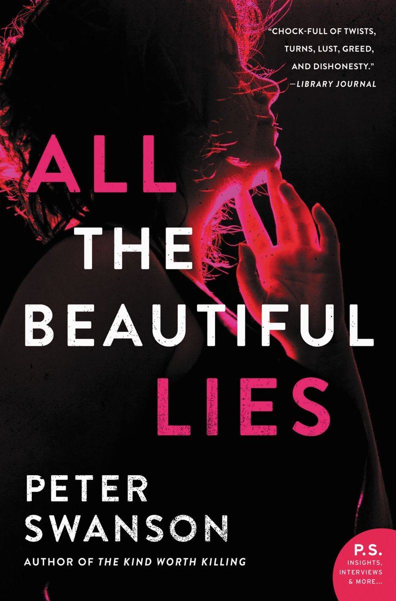 Image result for all the beautiful lies: a novel [book]