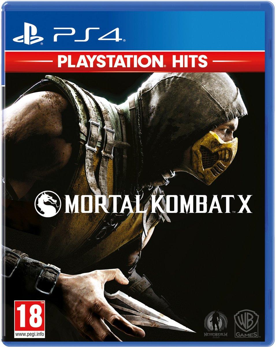 Mortal Kombat X - PlayStation Hits PlayStation 4