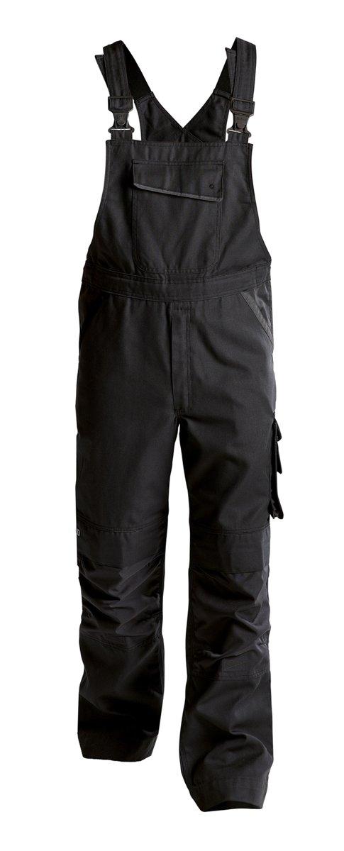 Tuinbroeken Dassy BOLT Tuinbroek Zwart/GrijsNL:56 BE:50 kopen