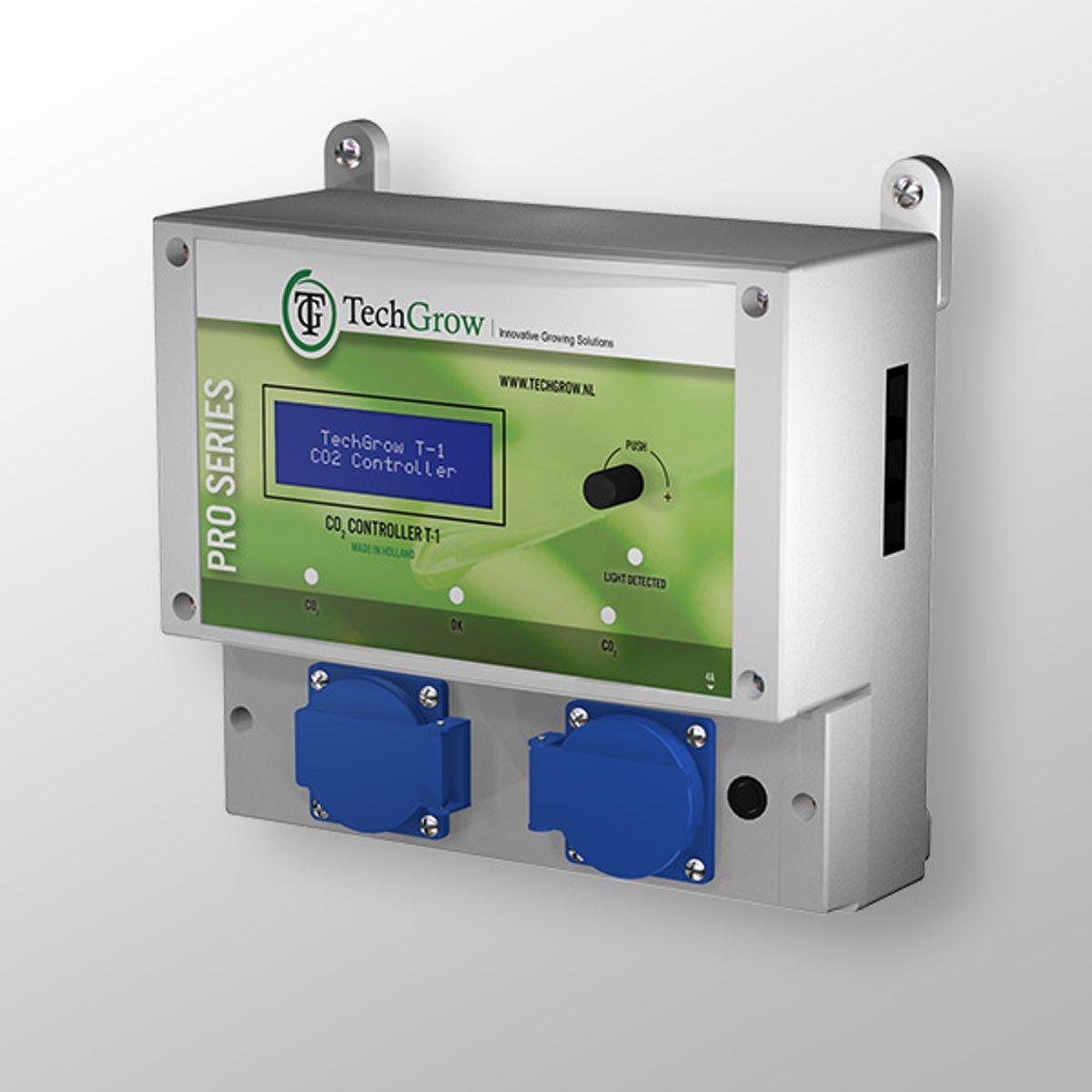 TechGrow T-1 Pro Co2 controller  (excl S-2 sensor)