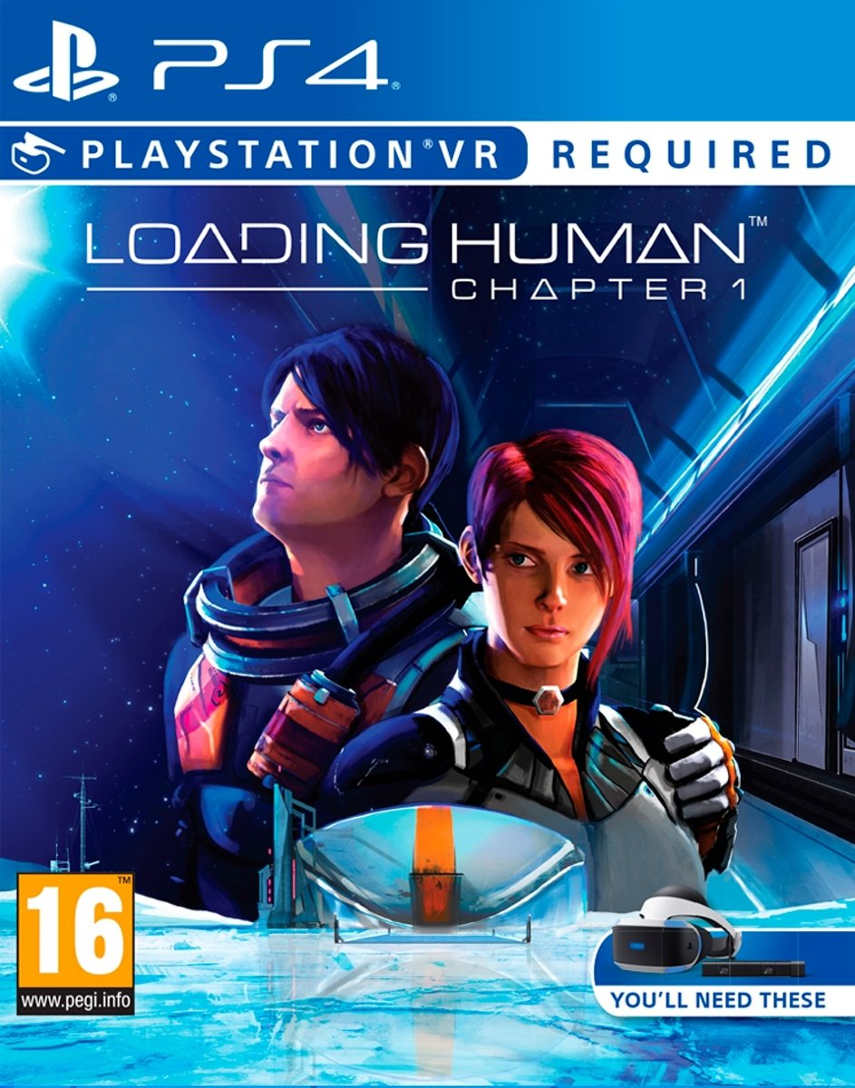 Loading Human - VR PlayStation 4