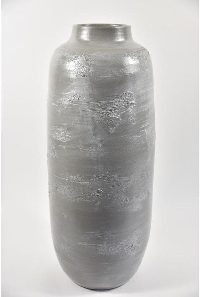 Cinna Marmer Grey Potten Serie - Bottle Cinna Marmer grey 24x60cm kopen