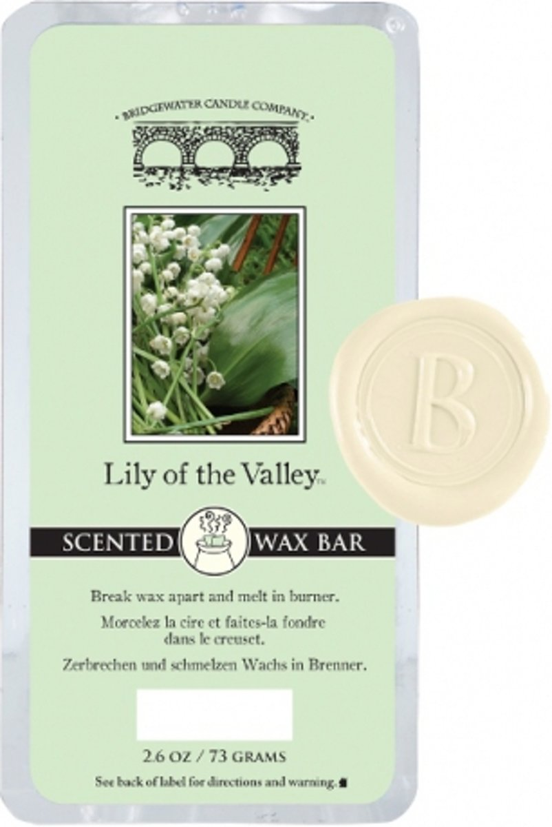 Bolcom Bridgewater Wax Melt Lily Of The Valley