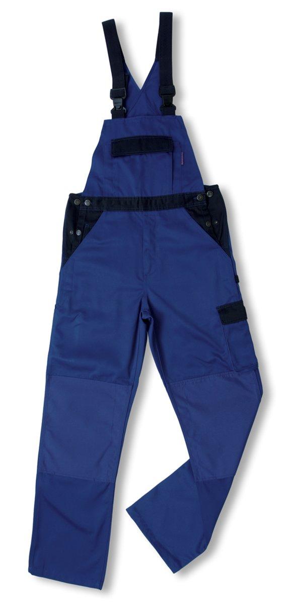 Assent breteloverall 3141 korenblauw/marine maat 50 kopen