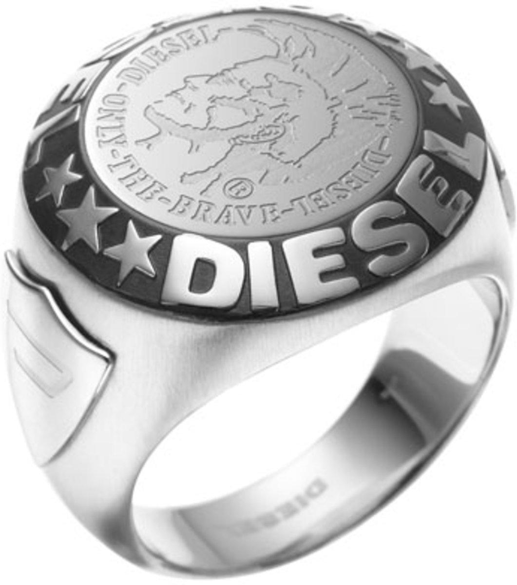 Diesel  Mannen Ring DX0182040 kopen
