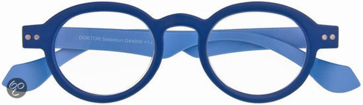 I Need You - The Frame Company Contactlenzen Leesbril DOKTOR SELECTION Blauw-blauw +1.50 dpt kopen