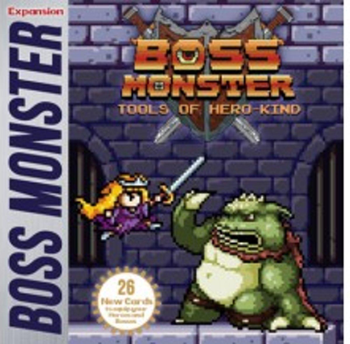 Boss Monster: Tools of Hero-Kind - Kaartspel