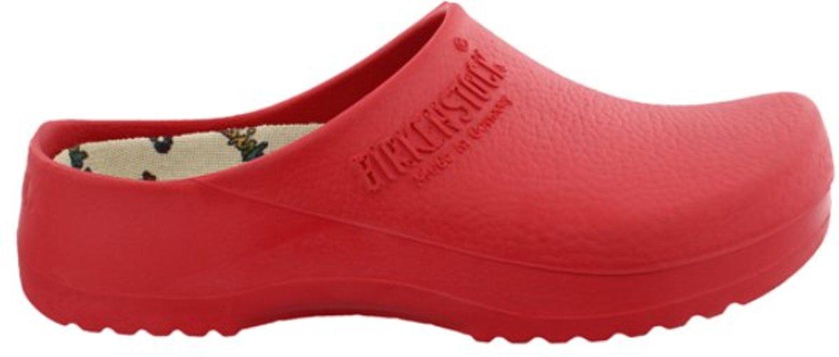 Birkenstock Super Birki rood slippers uni (S)  - Maat 39 kopen