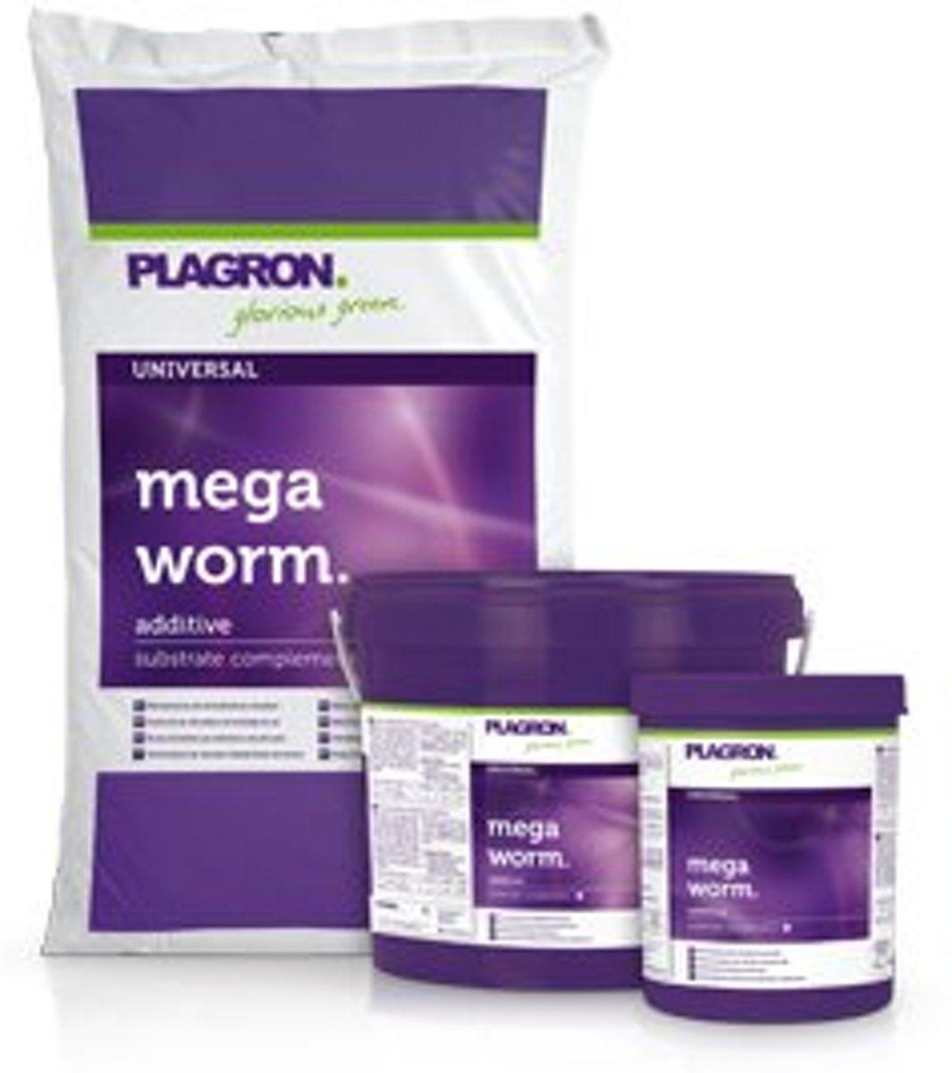 Plagron Mega Worm 25 ltr kopen