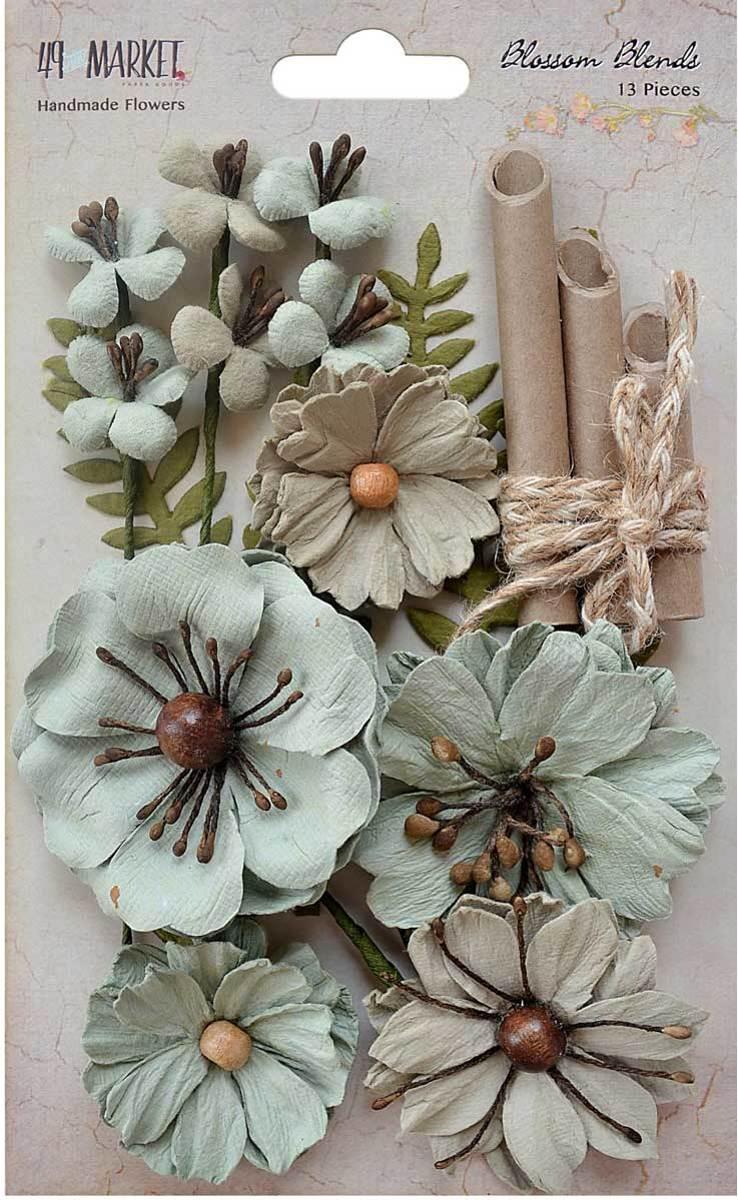 Papieren bloemen Blossom Blends - Aloe