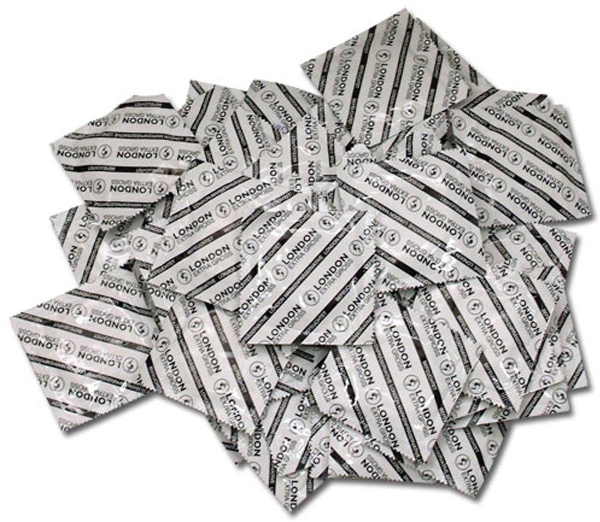 Durex London XL Condooms grootverpakking - 100 stuks kopen