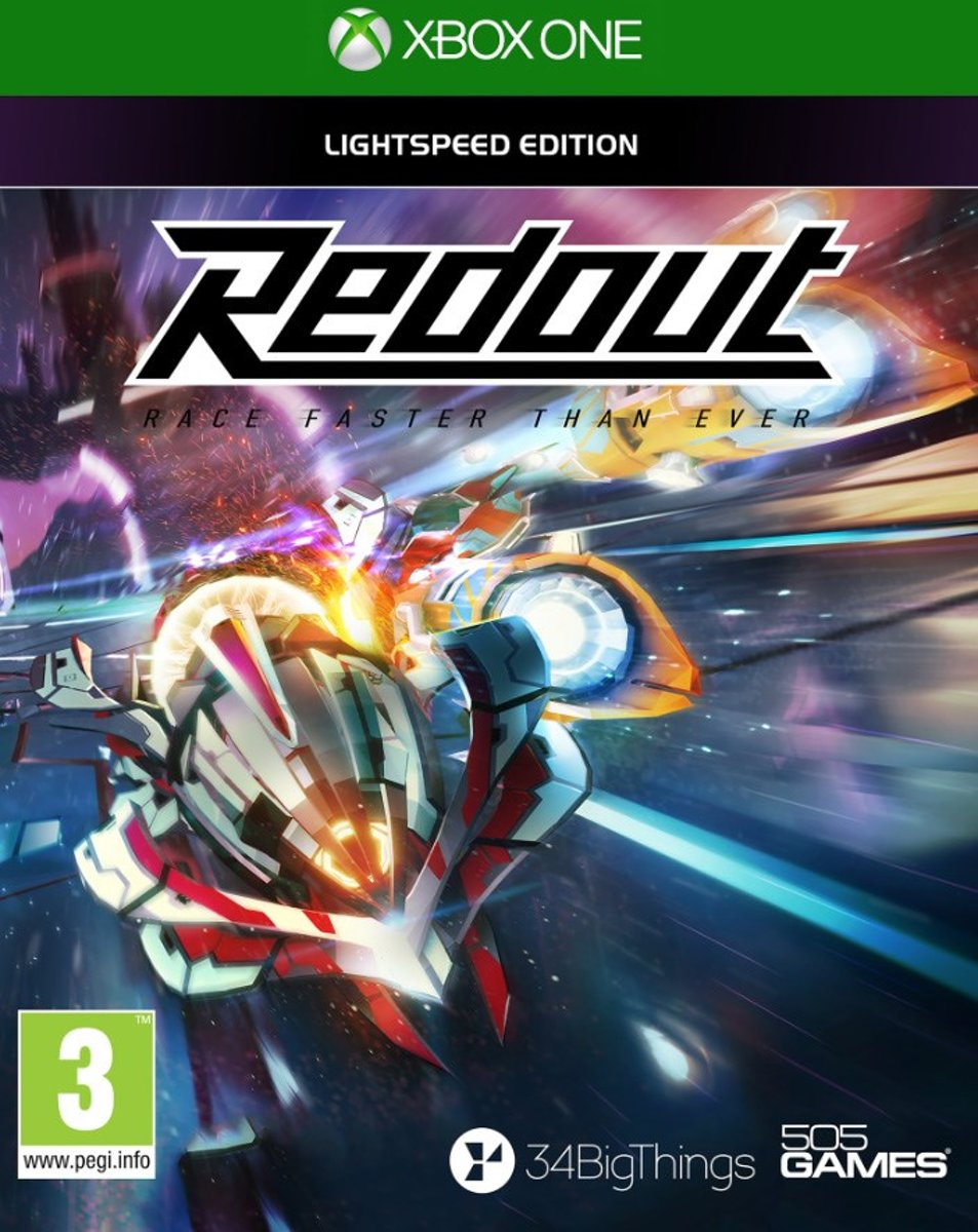Redout Xbox One