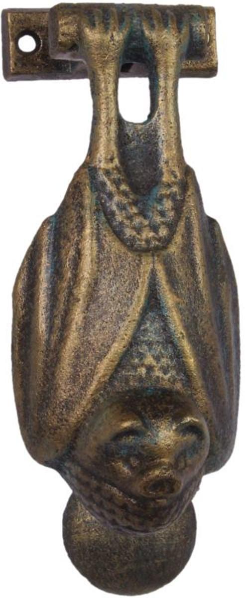 Deurklopper vleermuis gietijzer kopen