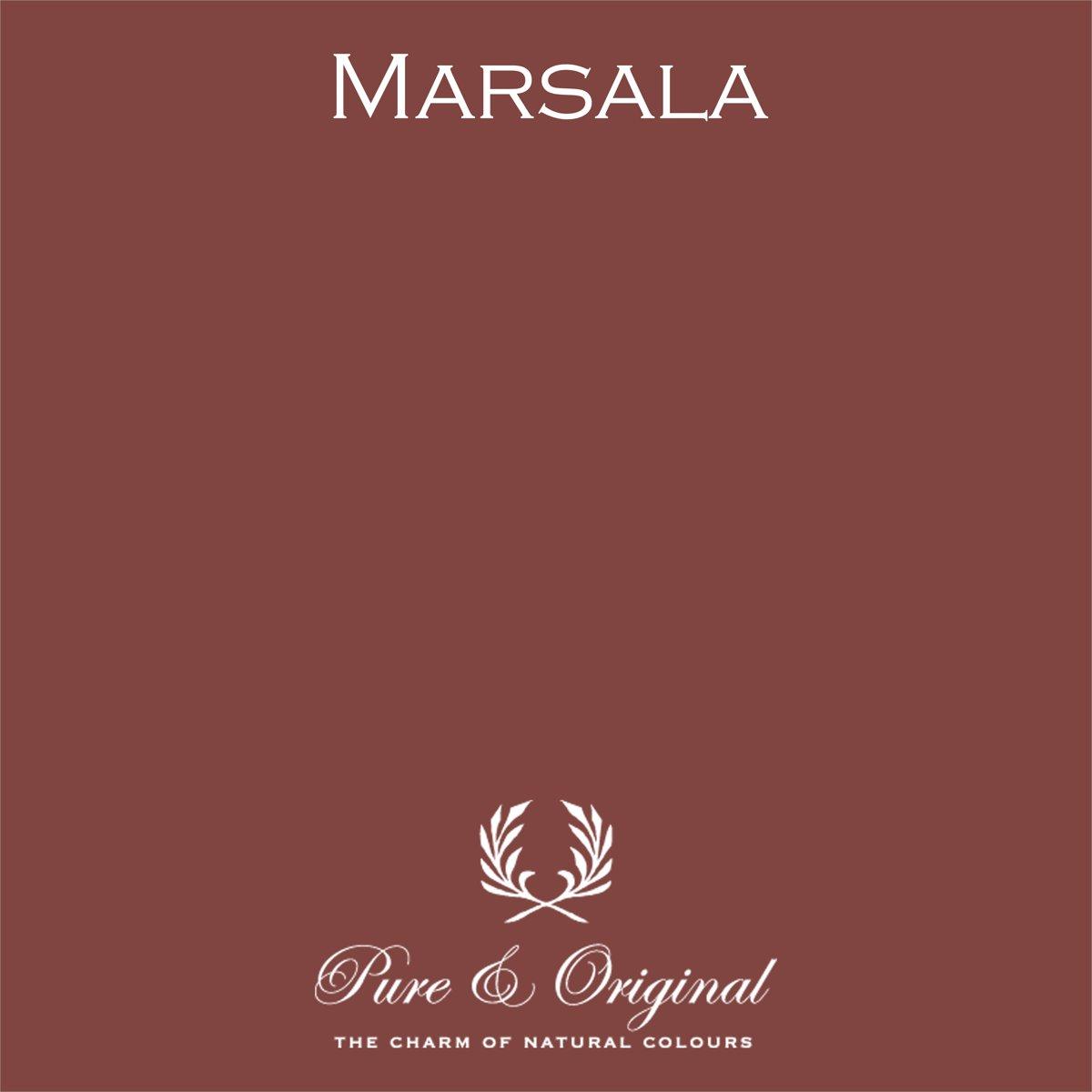 Pure & Original Fresco Kalkverf Marsala 2.5 L