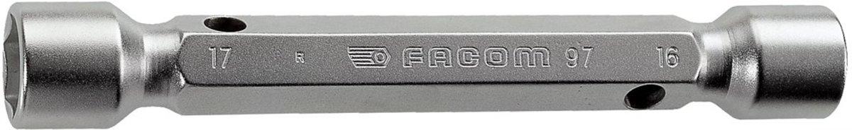 Facom - Dubbele gesmede pijpsleutels metrisch kopen