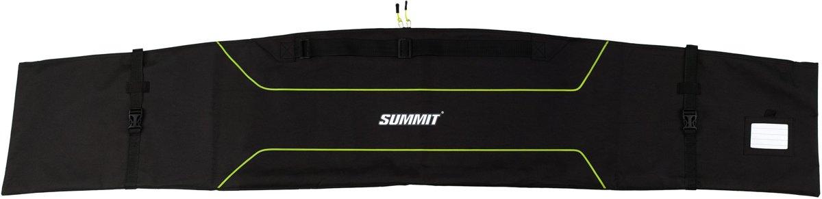 Summit Skifoudraal Large - Zwart/Fluorgeel kopen