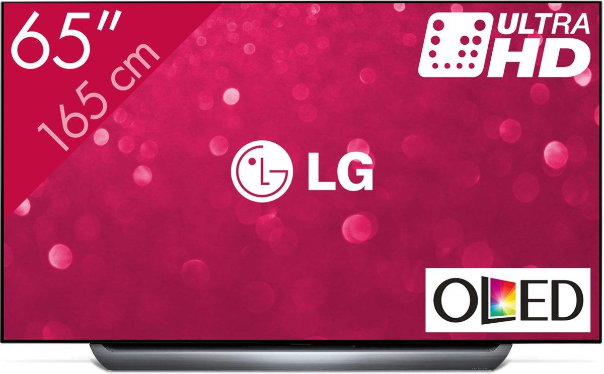 LG OLED65C8PLLA - 4K OLED TV voor €2.499